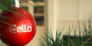 Christmas image, Bella Thick Lens