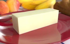 Butter (randomwalk Subsurface material).