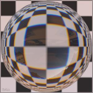 ball dispersion
