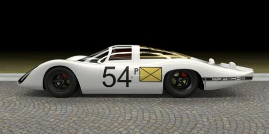 Porsche 907 Longtail